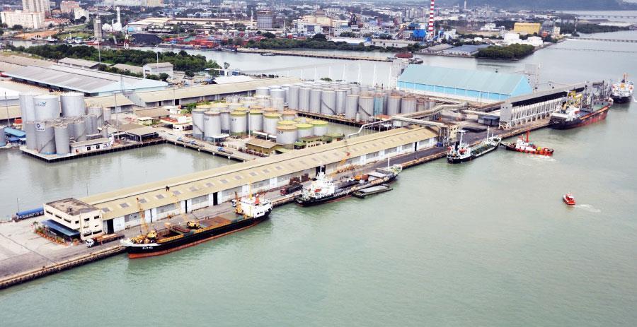 Penang Port, Malaysia - Cargo Services
