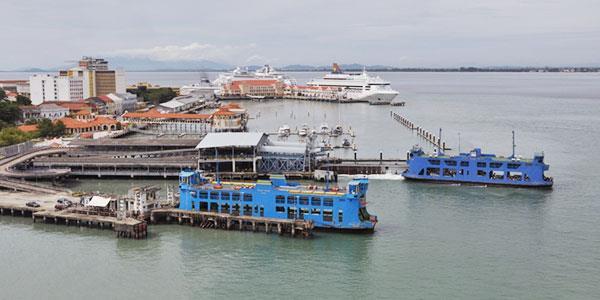Fire Island Ferry Terminal